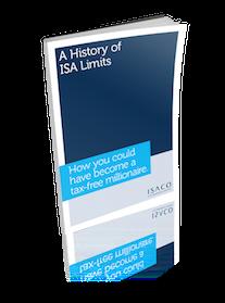 History of ISA limits